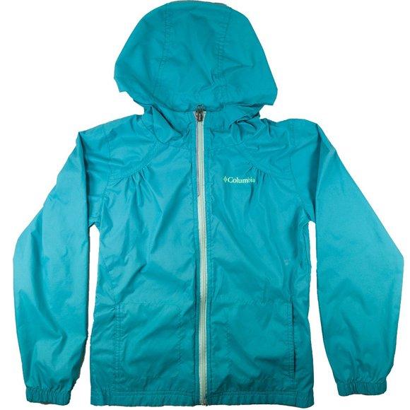 Columbia Girls' Switchback Rain Jacket Size S